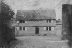 Alt Gonzenheim 18, Hof  Wagner 1898