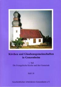 Kirchen und Glaubensgemeinschaften in Gonzenheim 1. Teil