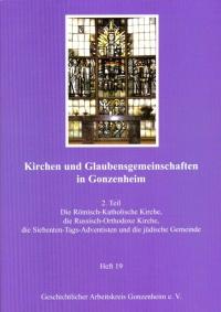 Kirchen und Glaubensgemeinschaften in Gonzenheim 2. Teil