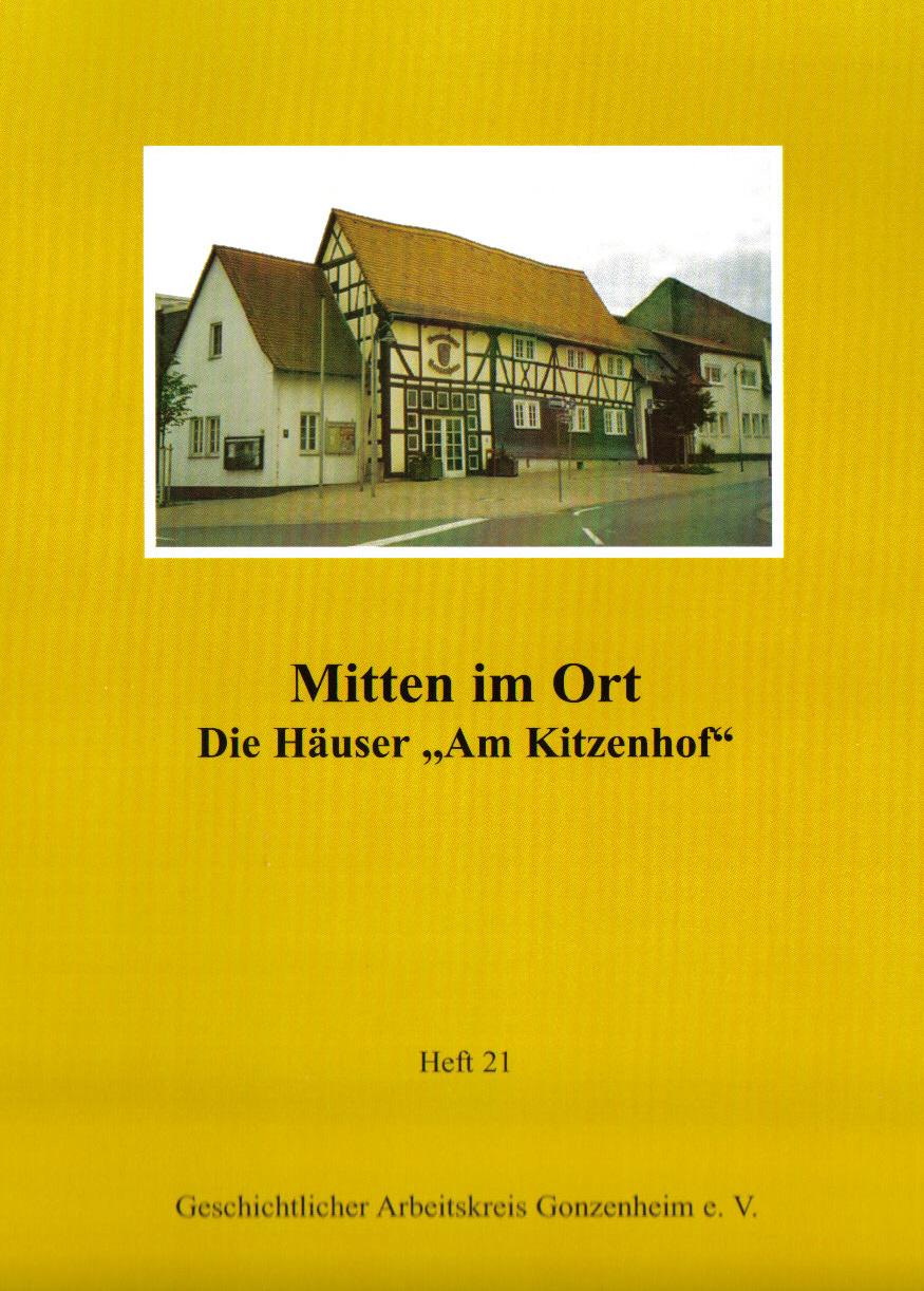 Mitten im Ort - Die Häuser am Kitzenhof