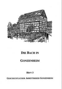 Die Bach in Gonzenheim