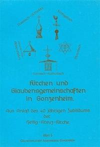 Kirchen und Glaubensgemeinschaften in Gonzenheim