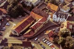 Darmstädter Hof, Schreinerei Föller, Vögler, Gunzoplatz, Kehm-Haus, Homburger Hof - 1983